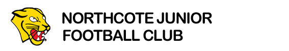 Northcote Junior Football Club Cougars logo