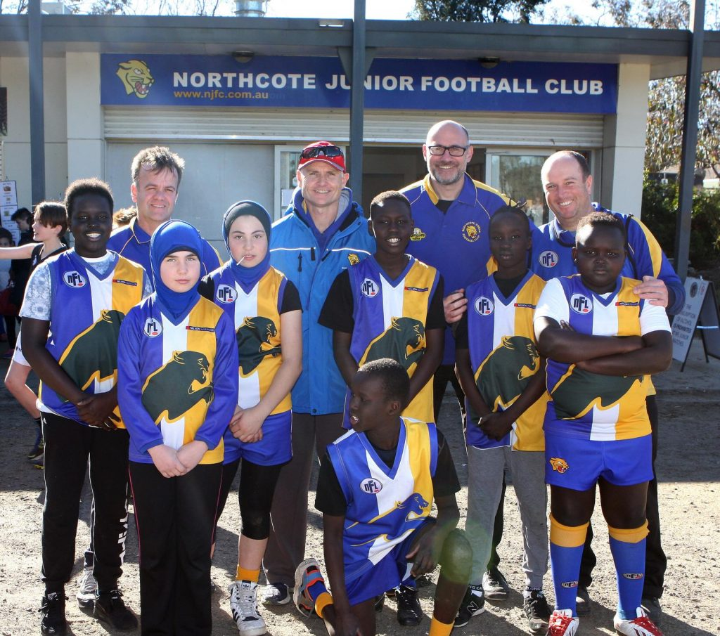 Free Kick Program at Northcote