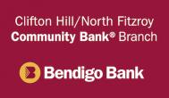 Bendigo Bank Clifton Hill Logo